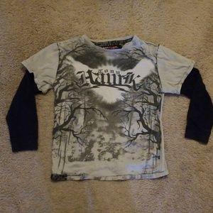Tony Hawk Long Sleeve Shirt Boys Size 8